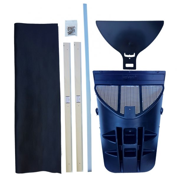 lapvent roof vent kit - cure roof condensation